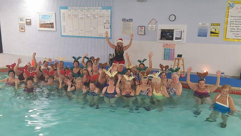 Our Two Pools Toms River Fitness