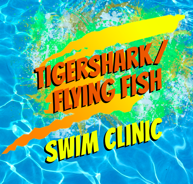 Tiger Shark/ Flying Fish Swim Clinic