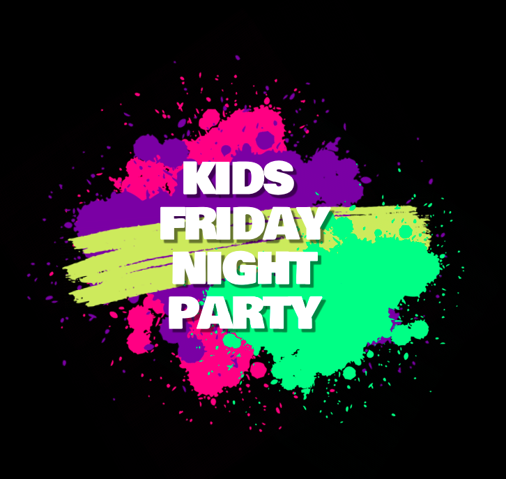 *KIDS FRIDAY NIGHT PARTY - JUMP THE LINE*