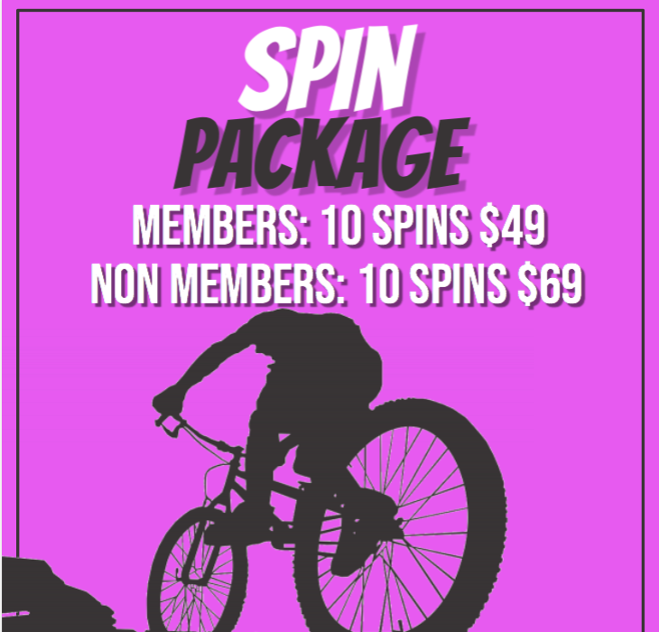 SPIN PASSES